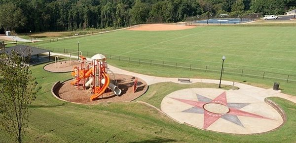 Complete Parks: Spartanburg's Strategy to Tackle Health Inequities through Civic Engagement