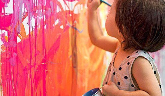 La Magia del Arte en el Museo de los Niños en el Upstate