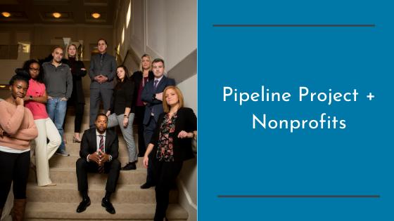 Pipeline Project + Nonprofits