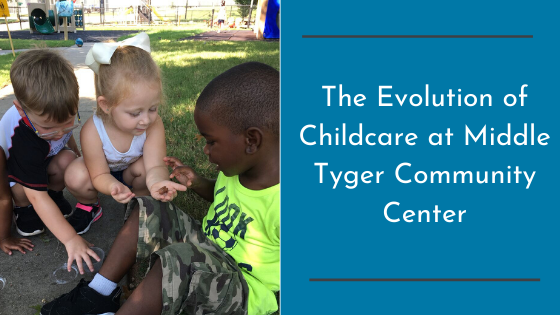 The Evolution of Childcare at Middle Tyger Community Center