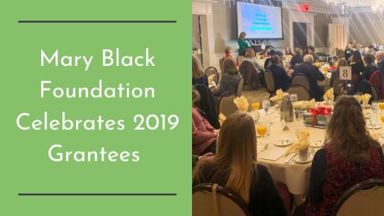 Mary Black Foundation Celebrates 2019 Grantees