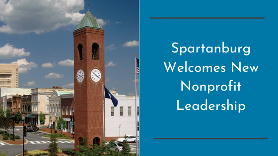 Spartanburg Welcomes New Nonprofit Leadership
