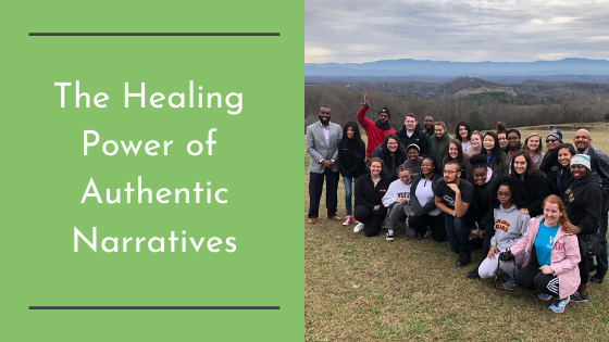 The Healing Power of Authentic Narratives