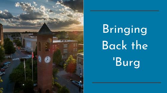 Bringing Back the 'Burg