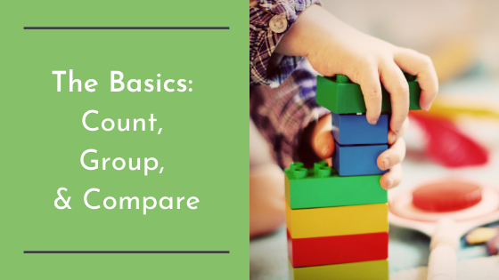 The Basics: Count, Group, & Compare
