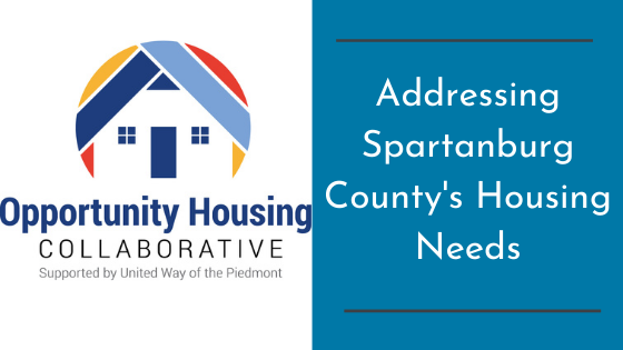 Addressing Spartanburg County's Housing Needs